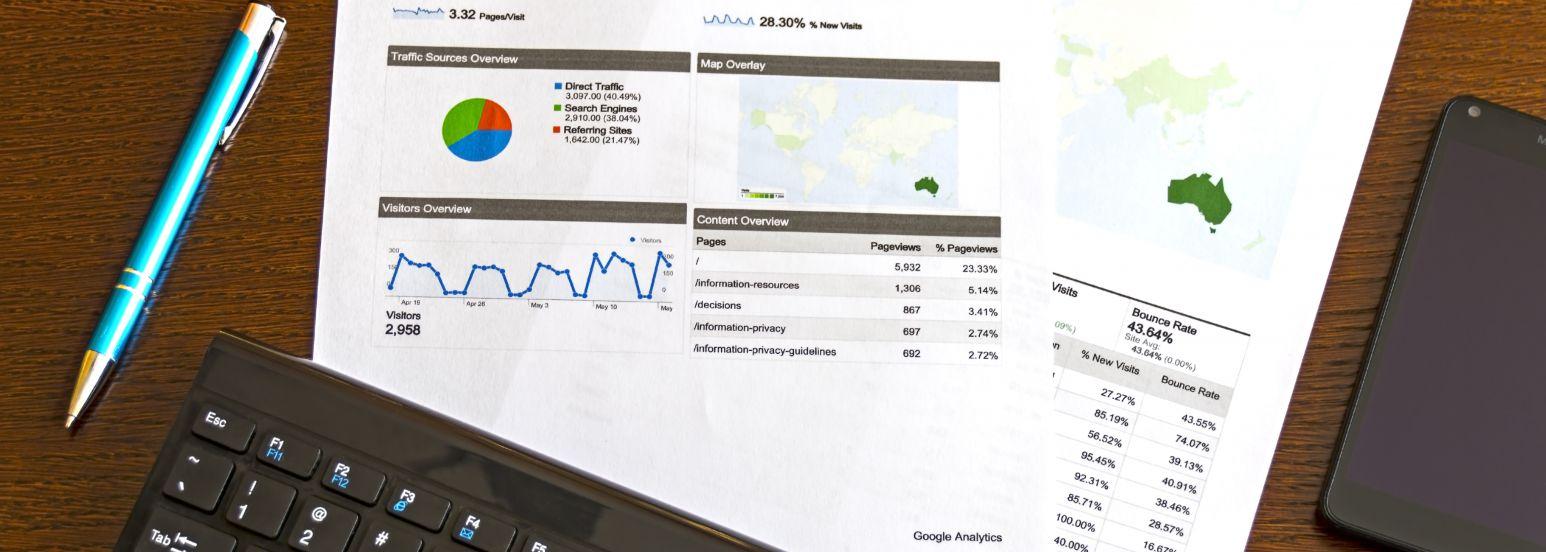 Perth website marketing and analytics